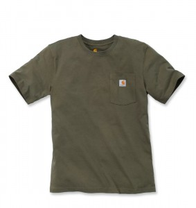 Koszulka Carhartt Workwear Pocket S/S Relaxed Fit K87