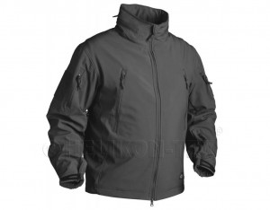 Kurtka Gunfighter softshell helikon black